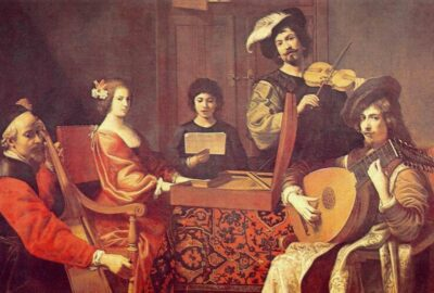 מוסיקה עתיקה מעין כרם – אנסמבל פניקס בכלים עתיקים